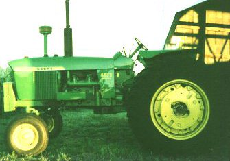 John+deere+4020+tractor