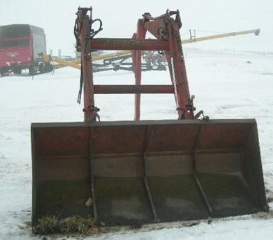 Farm Equipment For Sale: Westendorf WL64 LOADERS