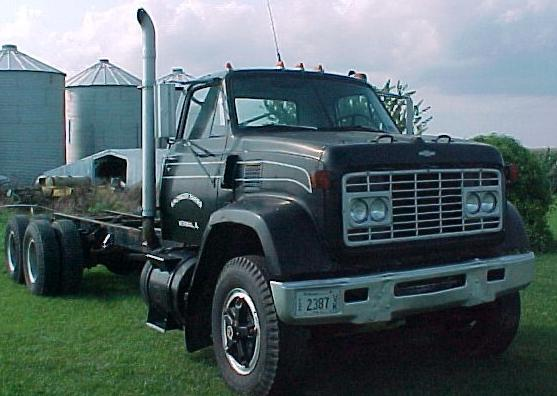 Farm Equipment For Sale Chevrolet C90 Cab And Chassis