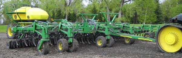 Farm Equipment For Sale John Deere 1820 Air Seeder