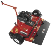 Quadboss 44 inch finish cut trailmower