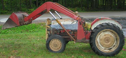 Ford 9n Loader : Farm equipment for sale ford n tractor