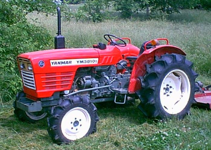 Yanmar Tractor Battery : Farm equipment for sale yanmar d tractor