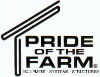 Pride of the Farm Corn Storage Bin and Feed Bins