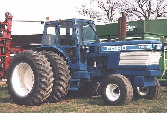 Ford Tw 35 Tractor Parts : Farm equipment for sale ford tw