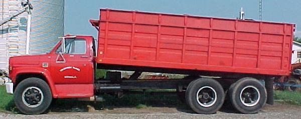 Farm Equipment For Sale 1973 Chevy Tandem Axel Grain Truck