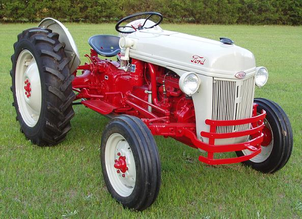 Farm Equipment For Sale 8n Ford Show Tractor