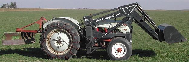 Farm Equipment For Sale Ford 8n Tractor
