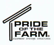 Pride of the Farm Corn Storage Bins and Feed Storage Bins